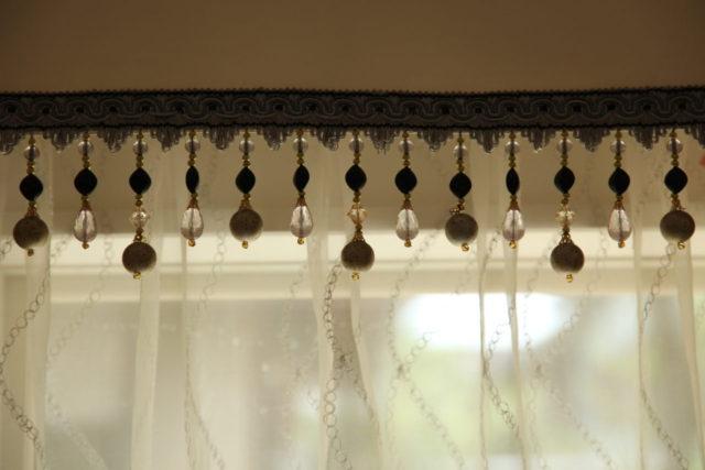 カーテン装飾2
