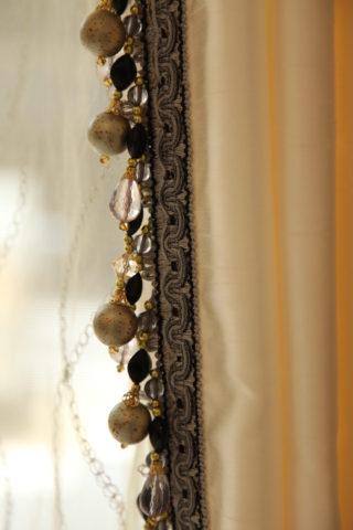カーテン装飾1