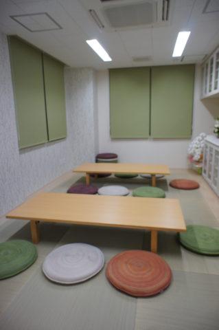 産婦人科 スタッフ休憩室コーディネート