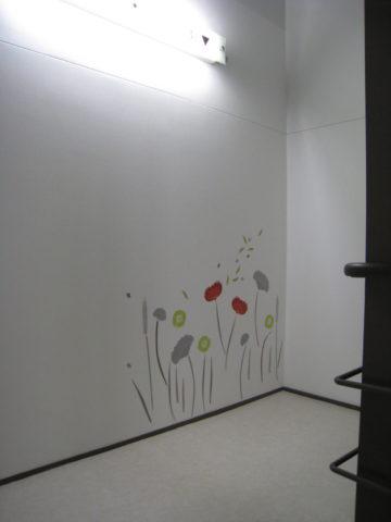 産婦人科 スタッフ用階段 ART