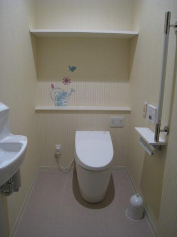 トイレ ART