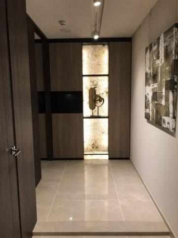 玄関のafter写真
