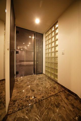設計変更 玄関ホール