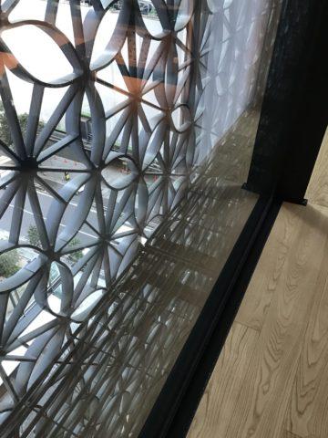 星のや東京 窓